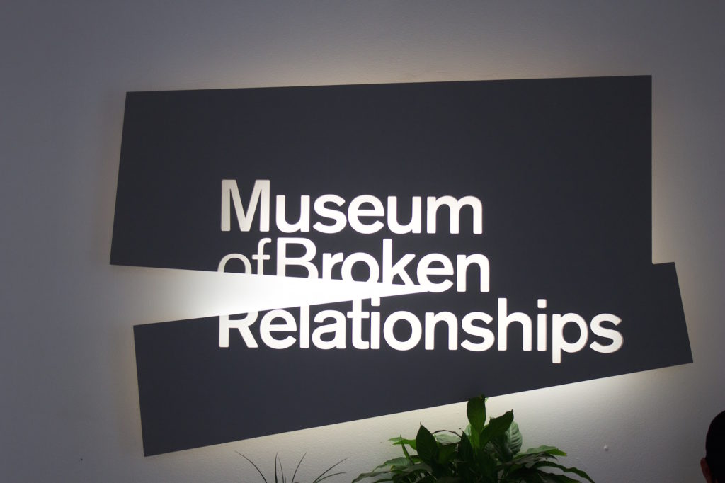 Why Not Send you Ex's Crap to the Museum of Broken Relationships?