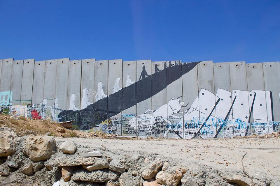 Palestinian Apartheid Wall