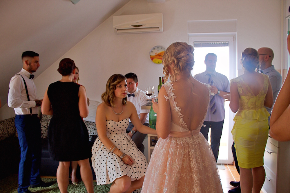 Croatian Wedding
