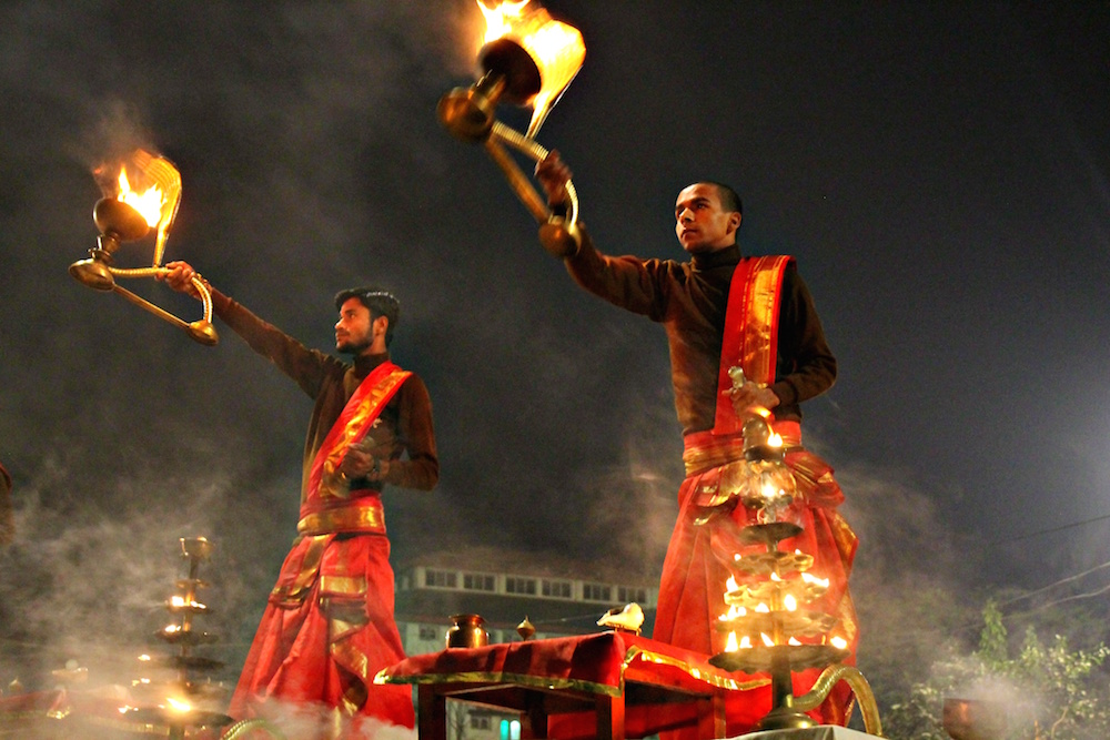 12 Days of Christmas in Varanasi