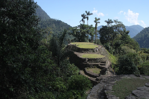 Four Days Wandering in Colombian Jungle to La Ciudad Perdida