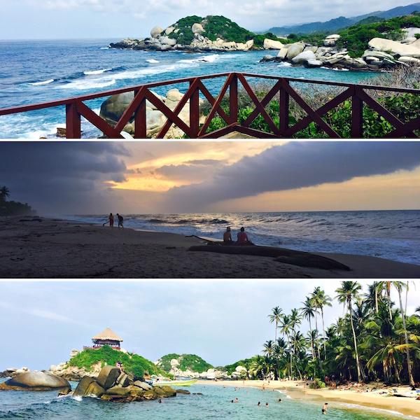Santa Marta Beaches