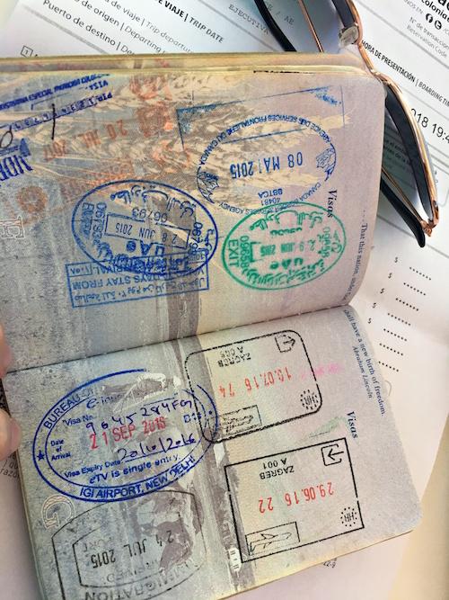 Overused Passport