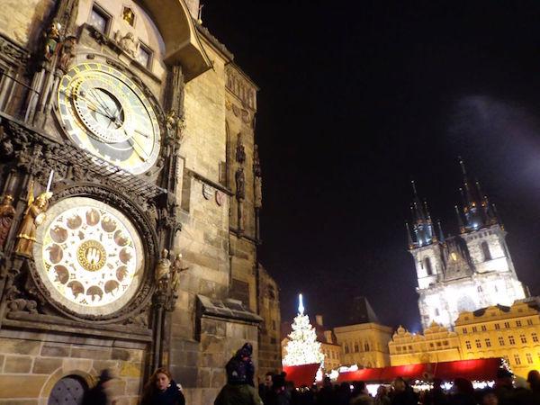 Prague expat