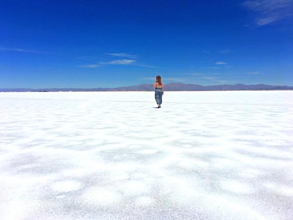 Salt Flats Argentina