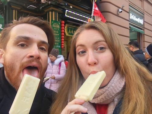 Harbin popsicles