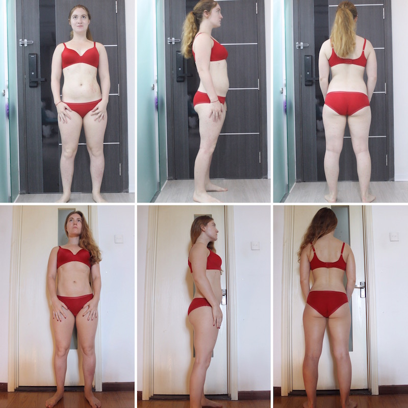 The Cult of the Professional Hot Girls or How I Lost 9 Pounds in 8 Weeks