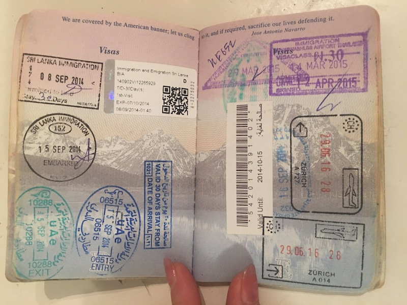 Visa for UAE