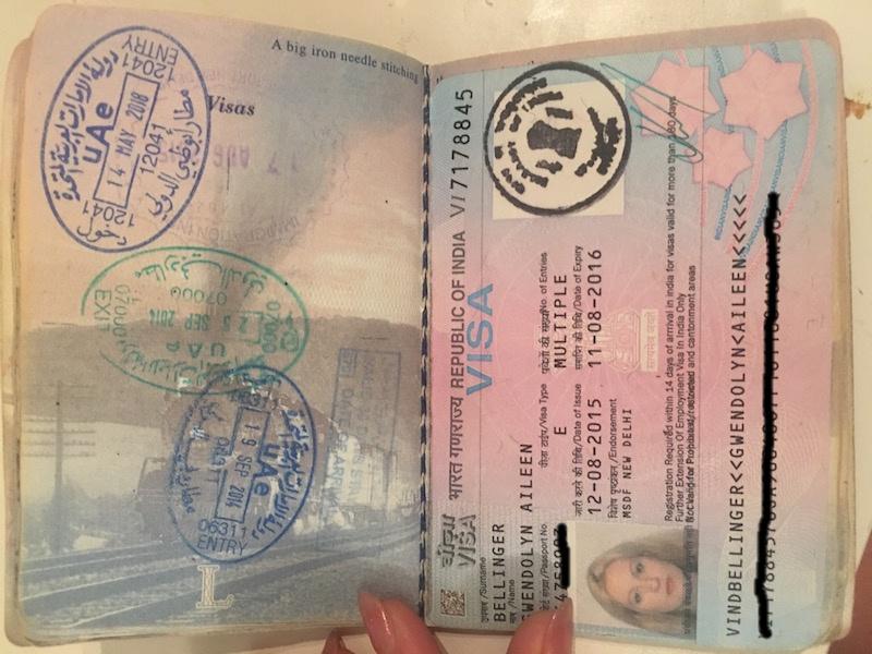 Work Visa India