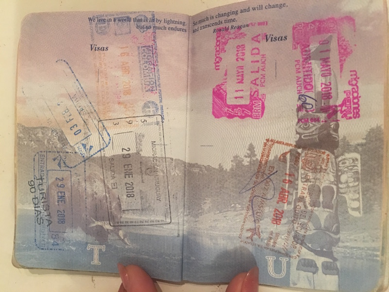 South American visas