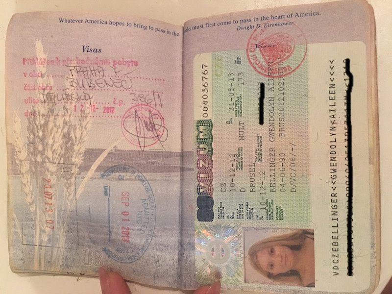 Freelancer visa in Czech Republic