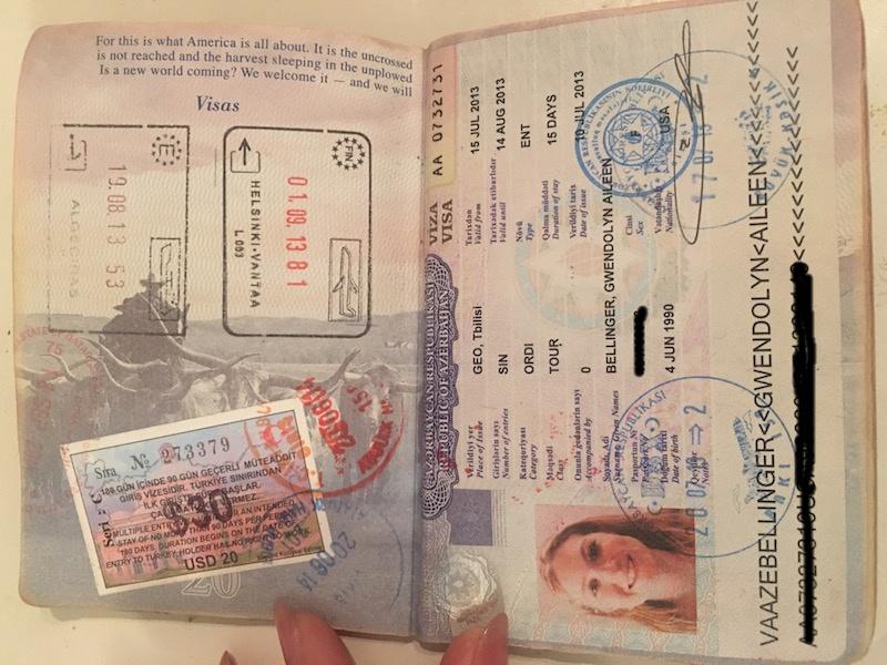 Visa for Azerbaijan