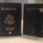 U.S. Passport expires