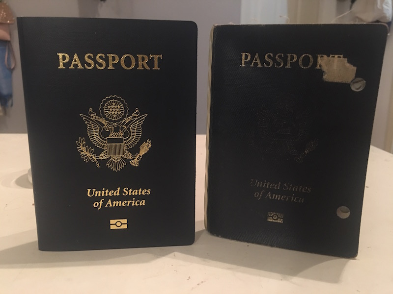 A Tale of Two Passports